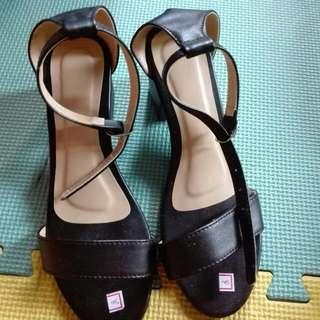 Block Heels Size 8