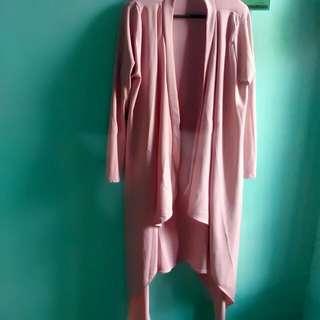Cardigan Long Pink Salem