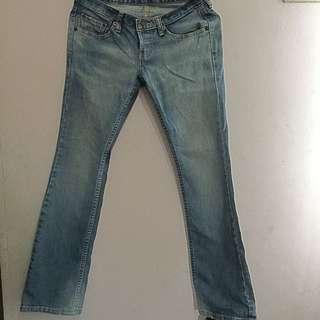 LEVI'S Hipster Denim Jeans