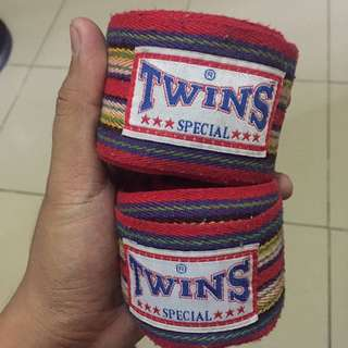 Twins Special Muay Thai Handwrap