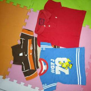 Take All Baby Boy Clothes 9m- 2yrs Old