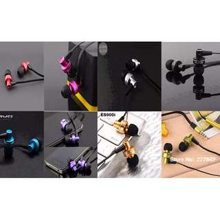 AWEI ALL-METAL EARPHONE