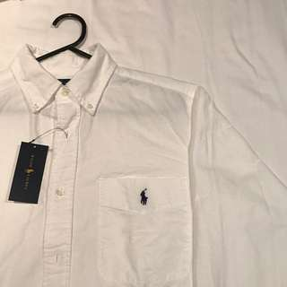 Polo Ralph Laurent Oxford Shirt