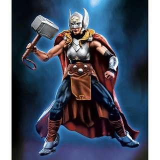 Marvel Legends Thor Ragnarok - Thor (Jane Foster) *No BAF Part