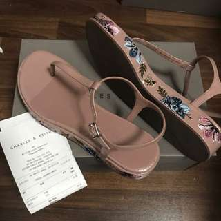 Charles & Keith Sandals (size 37)