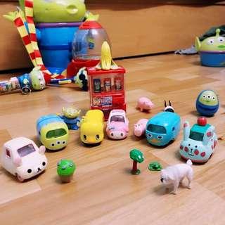 🔥限時優惠 Tomica多美小汽車 迪士尼