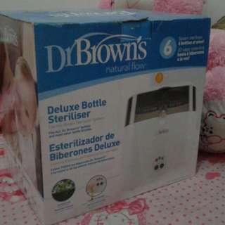 Deluxe Sterilizer Bottle Dr Brown