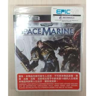 PS3 Warhammer 40000 - Space Marine game