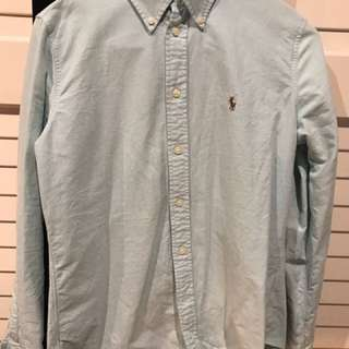 Ralph Lauren Custom Fit Shirt
