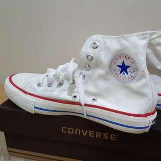 [NEW] Sepatu sneaker CONVERSE All Star Warna Putih