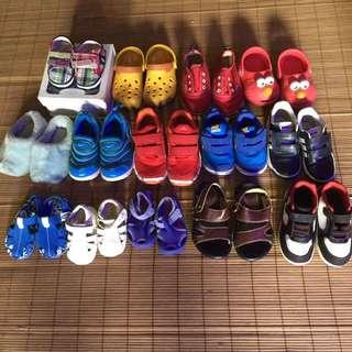Nike Adidas Vans Crocs Ralph Lauren Etc