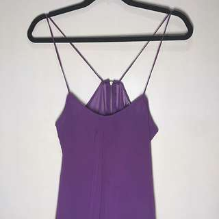 ZARA Purple Camisole