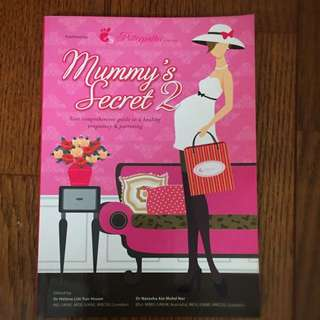 "[Complimentary with purchase] ""Mummy's Secret 2"""