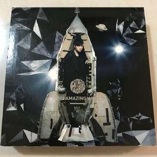 古巨基 AMAZING WORLD CD+DVD,可議價