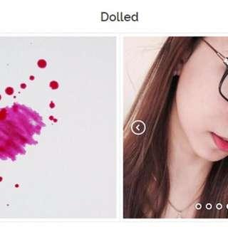 KJM Lipstick (All Colors)