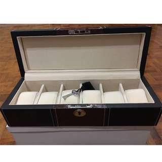Watch Display Box (6 Slots)