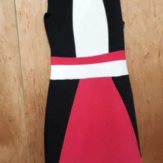 Candy Dress With Stain