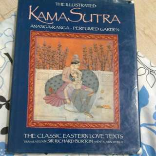 The Illustrated KamaSutra