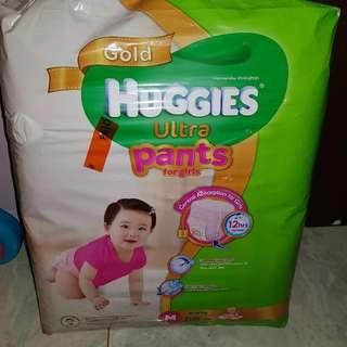 Huggies Gold Pant For Girls