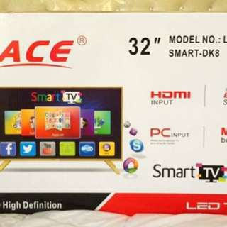 "Ace 24"", 32"" and Smart TV"