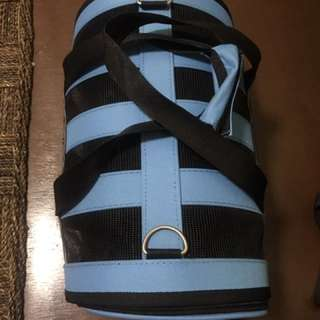 Used:Travelling Bag For Dog Or Cat Small negotiable