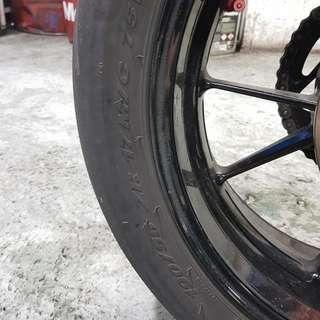 Pirelli SC2 V1