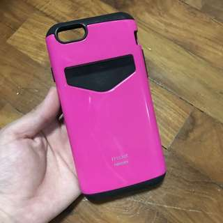 Hot Pink IPockey IPhone6 Case