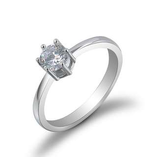CZ Simplicity Ring