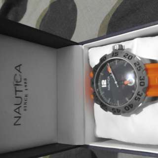 Nautica Mens Watch Not Timex Not Fossil Not Casio