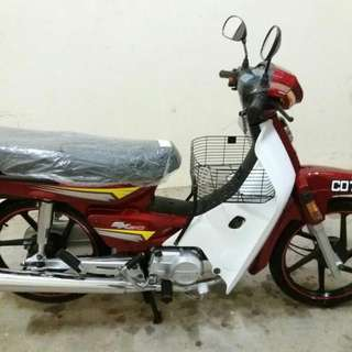 Motor Demax+no Plate CD 79