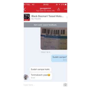 Testimoni From Our Lovely Customer. Thanks For Shopping❤️❤️