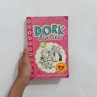REPRICE - Dork Diaries by Rachel Renée Russell