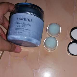 Share In Jar 5ml Laneige Water Sleeping Mask