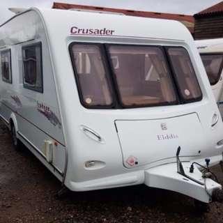 Caravan 4 Berth