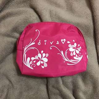 Diva Makeup/Travel Bag