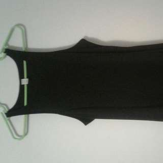 Flared Little Black Dress
