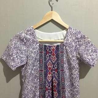Dress Batik Handmade