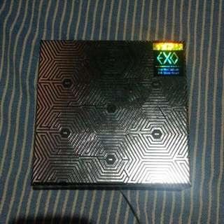 (EX-K)EXO Overdose Repackaged Album