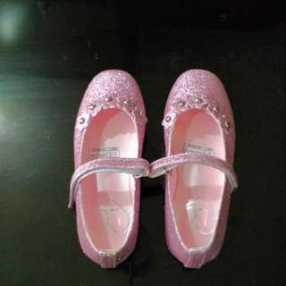Pink Mary Janes Size 13