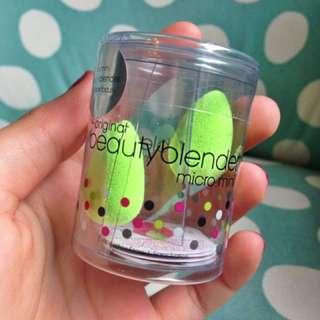 100% US Authentic Beauty Blender Micro Mini