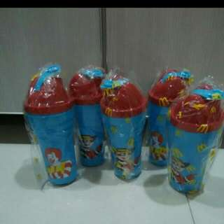 Botol Minum Mcd Take All