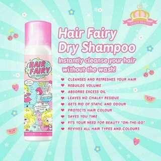 Hair Fairy Dry Shampoo (Pre-order)