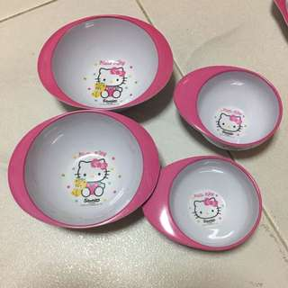 Original hello kitty kids bowl or sauce bowl