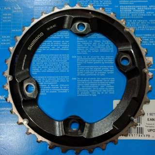 Shimano XT M8000 Chainring 36T for 2X11