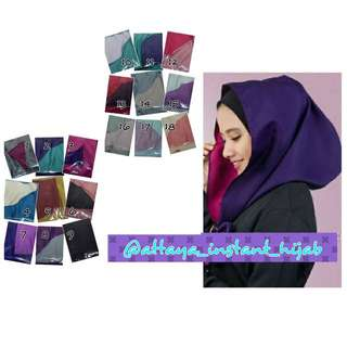 Instant Hijab 2 Color