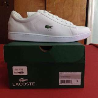 Lacoste Carnaby EVO LCR Casual Shoes White