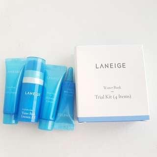 Laneige Travel Kit- Water Bank
