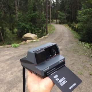 Polaroid Instant 600plus
