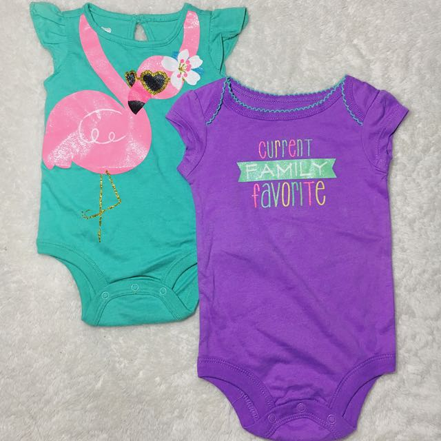 2 For 399 Brand New Baby Onesies