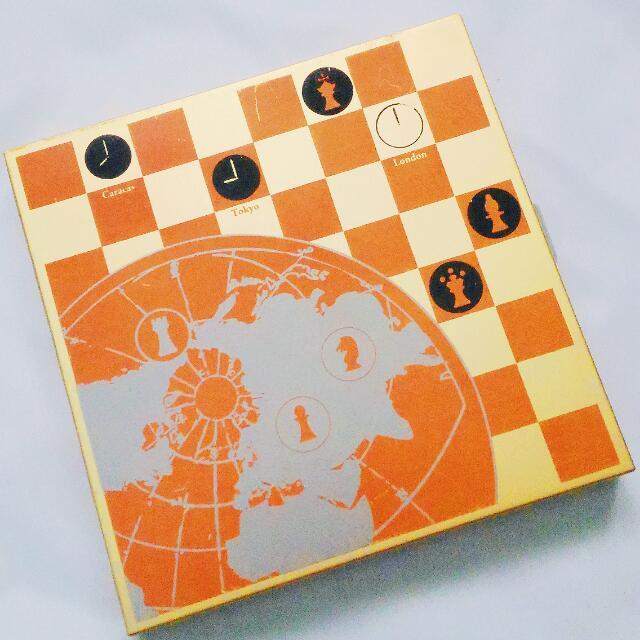 迷你西洋棋